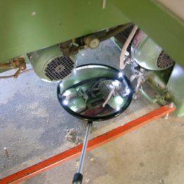 lustro inspekcyjne okrągłe do kontroli