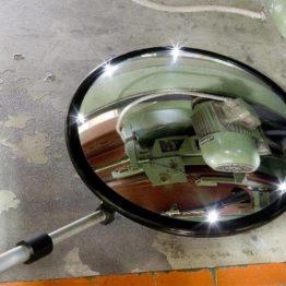lustro inspekcyjne okrągłe