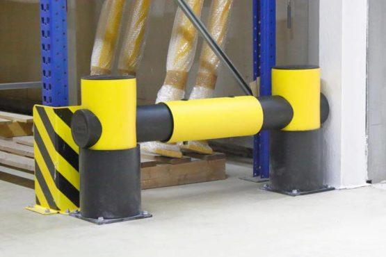 Bariera z belką pojedynczą d-flexx Golf 1-2