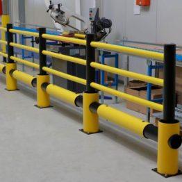 Elastyczne bariery ochronne