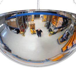 Lustro panoramiczne 360