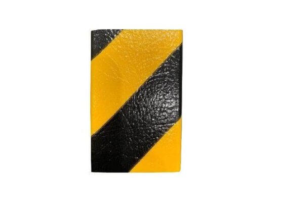 Profil ochronny żółto czarny typ F
