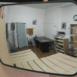 lustro sklepowe prostokątne 40 x 60 cm